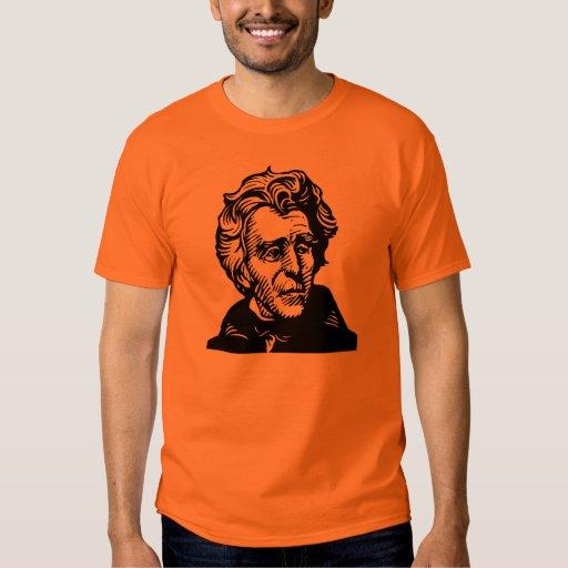 "Andrew Jackson ""7"" camiseta Remera"