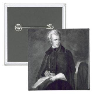 Andrew Jackson 7mo Presidente de los Estados Unid Pins