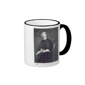 Andrew Jackson, 7mo Presidente de los Estados Unid Taza De Café