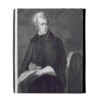 Andrew Jackson, 7th President of the United States iPad Cases