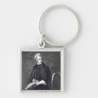 Andrew Jackson, 7th President of the United States Keychain