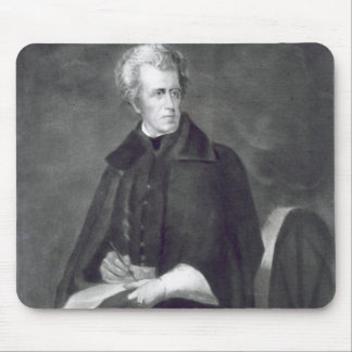 Andrew Jackson, 7th President of the United States Mouse Pad