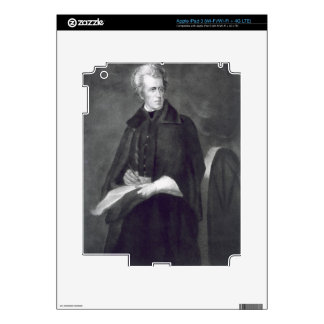 Andrew Jackson, 7th President of the United States iPad 3 Skin
