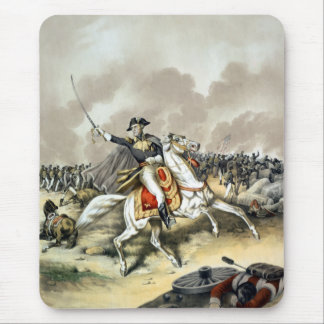 Andrew Jackson At The Battle Of New Orleans Mouse Pad