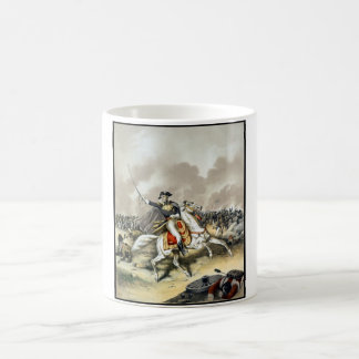 Andrew Jackson At The Battle Of New Orleans Classic White Coffee Mug