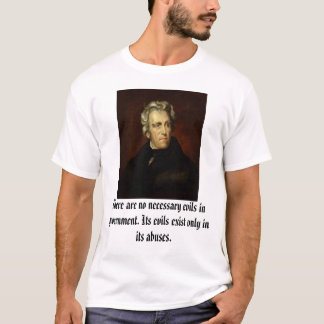 Andrew Jackson attributed to Thomas Sully, Ther... T-Shirt