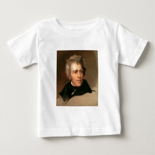 Andrew Jackson Baby T-Shirt