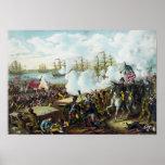 Andrew Jackson -- Battle of New Orleans Poster