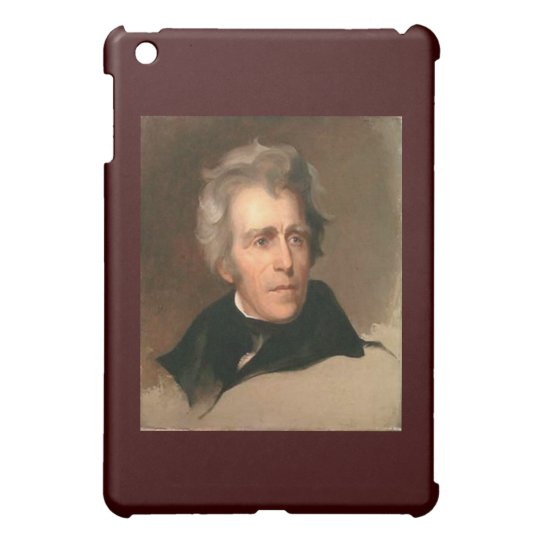 Andrew Jackson Cover For The iPad Mini
