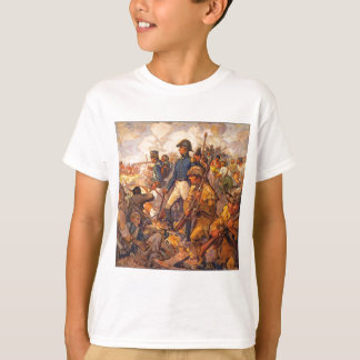 Andrew Jackson During the Battle of New Orleans T-Shirt