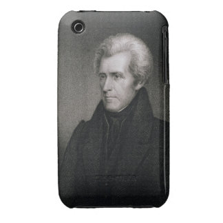 Andrew Jackson (engraving) iPhone 3 Cover