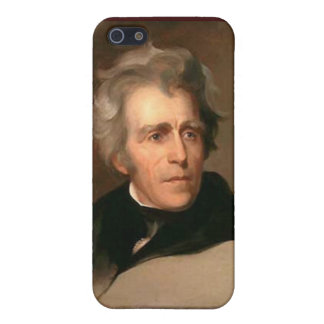 Andrew Jackson iPhone SE/5/5s Cover