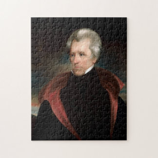 Andrew Jackson Jigsaw Puzzle