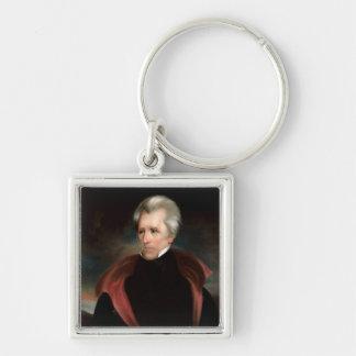 Andrew Jackson Keychain