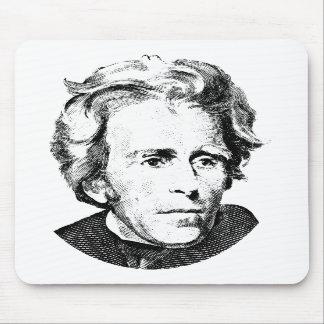Andrew Jackson Mousepads