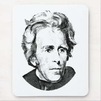 Andrew Jackson Mouse Pad