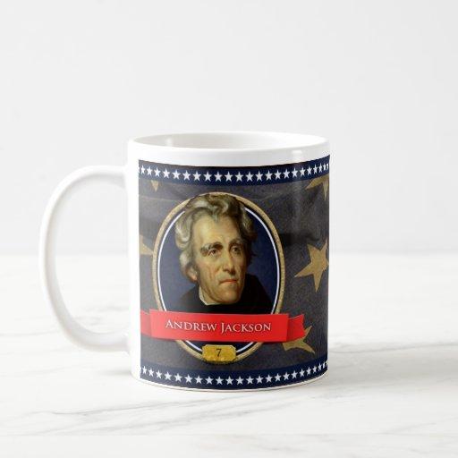 Andrew Jackson Mugs
