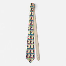 Andrew Jackson on Horse Neck Tie