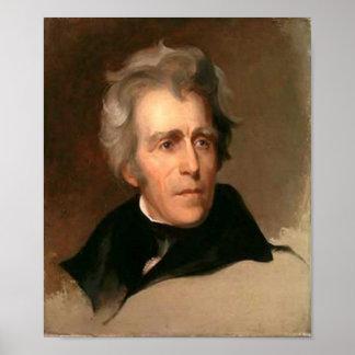 Andrew Jackson Impresiones