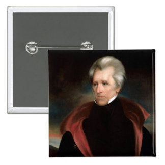 Andrew Jackson Pin