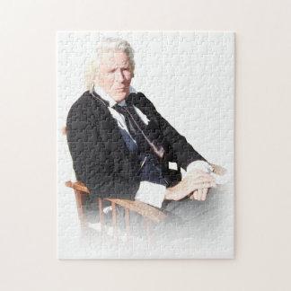 Andrew Jackson Portrait Puzzle