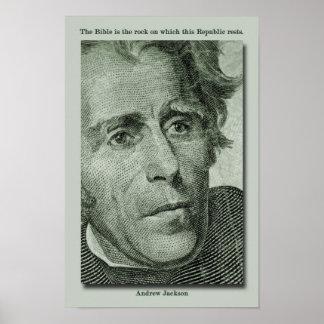 Andrew Jackson Print