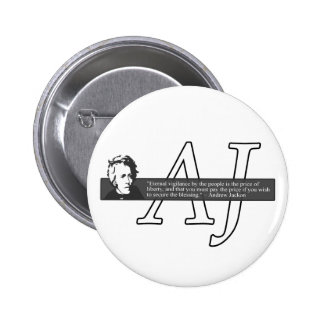 Andrew Jackson Quote Button