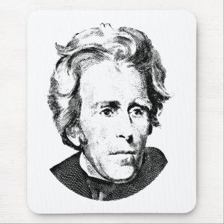 Andrew Jackson Alfombrilla De Ratón