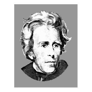 Andrew Jackson Postal
