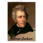 Andrew Jackson Tarjetas