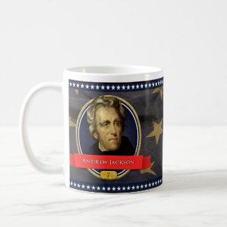 Andrew Jackson Tazas De Café