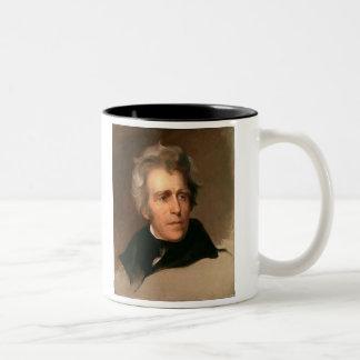 Andrew Jackson Tazas