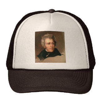 Andrew Jackson Trucker Hat