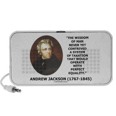 andrew jackson equal protection and equal Today is the 250th anniversary of andrew jackson's birth and president  high  office to serve, defend and protect the citizens of the united states  given their  dignity as equals under the law, and equals in the eyes of god.