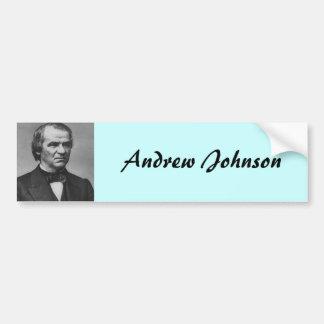 Andrew Johnson 17 Bumper Sticker