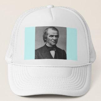 Andrew Johnson 17 Trucker Hat