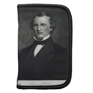 Andrew Johnson (1808-75), 17mo presidente de la O. Organizadores