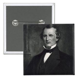 Andrew Johnson 1808-75 17mo presidente de la O Pin