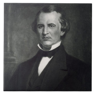 Andrew Johnson (1808-75), 17th President of the Un Tile