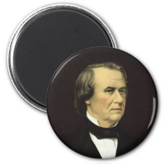 Andrew Johnson Imán Redondo 5 Cm