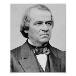 Andrew Johnson Póster