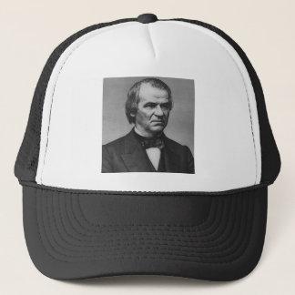 Andrew Johnson Trucker Hat
