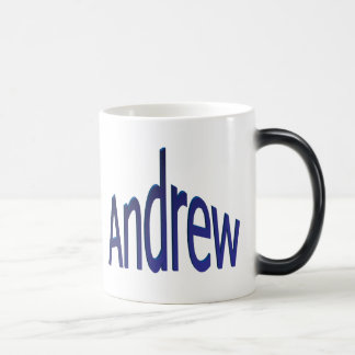 Andrew Magic Mug