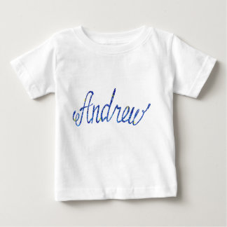 Andrew name baby T-Shirt