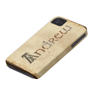 ANDREW Name Branded iPhone 4 Case