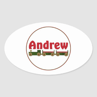 Andrew (train) stickers