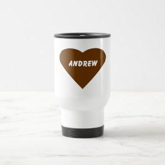 Andrew Travel Mug