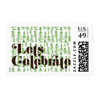 Andrew Wedding Stamp