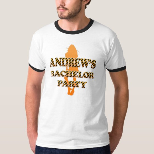 Andrew's Bachelor Party T-Shirt