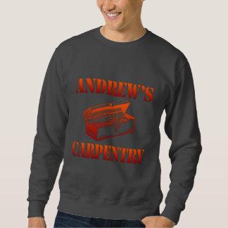 Andrew's Carpentry Sweatshirt